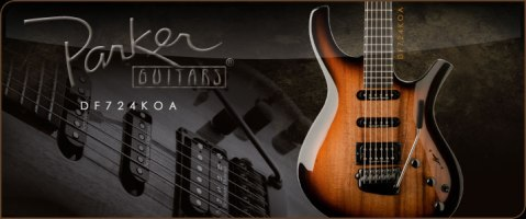 Parker Guitars!